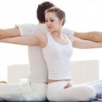 Yoga à deux à Be HappYoga: samedi 25 février