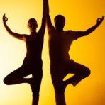 Yoga à deux à Be HappYoga: samedi 16 Février