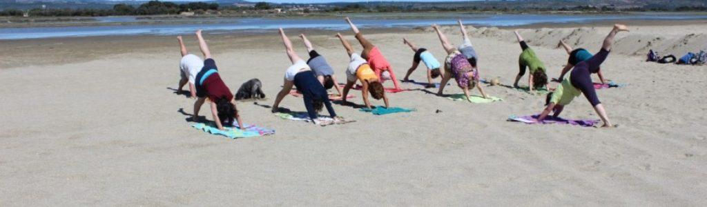 Yoga à la Plage : Samedi 7 Juillet
