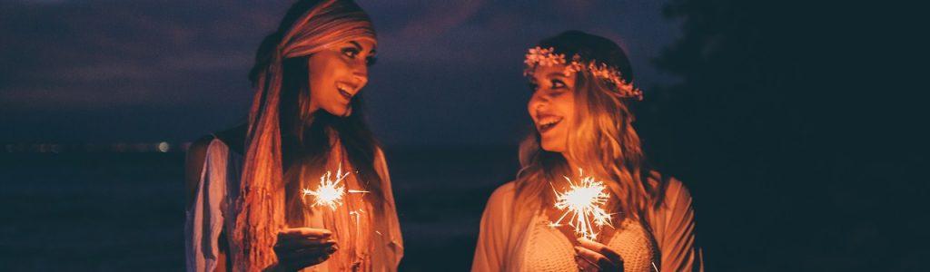 Les  Yoginis de Lumière au Jardin exotique: 10 Juillet