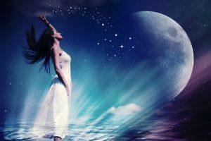 pleine lune yoginis de lumiere