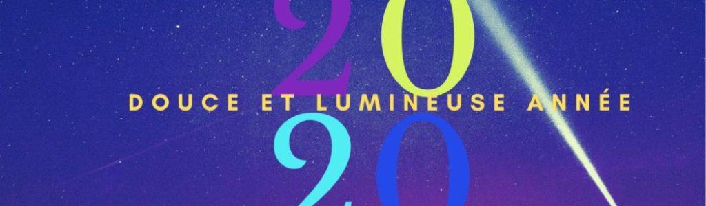 Douce et Lumineuse Année 2020