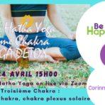 Atelier Yoga en ligne : Yoga Détox Samedi 24 avril