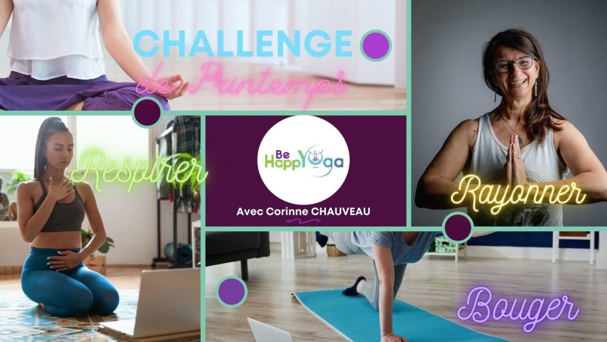 challenge printemps yoga en ligne bouger respirer rayonner
