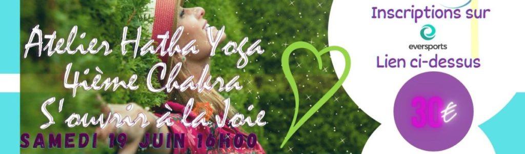 S'ouvrir à la Joie Atelier Yoga en ligne