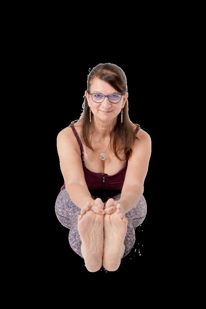 Corinne CHAUVEAU yoga en ligne