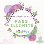Pass Illimité Be HappYoga vacances Toussaint